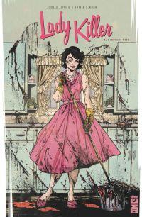 Lady Killer T1 : À couteaux tirés, comics chez Glénat de Jones, Rich, Allred