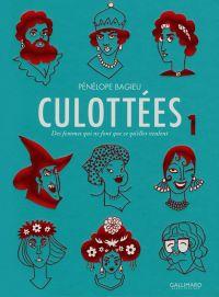 Culottées T1, bd chez Gallimard de Bagieu