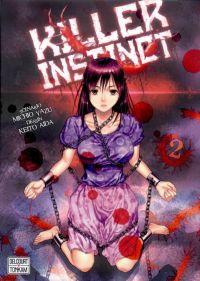 Killer instinct T2, manga chez Tonkam de Yazu, Aida