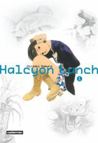 Halcyon lunch T1, manga chez Casterman de Hiroaki
