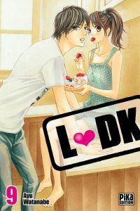 L-DK T9, manga chez Pika de Watanabe