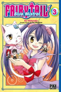 Fairy tail - Blue mistral T3, manga chez Pika de Mashima, Watanabe