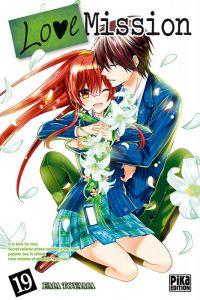 Love mission T19, manga chez Pika de Toyama
