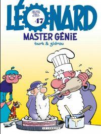 Léonard T47 : Master génie (0), bd chez Le Lombard de Turk, Zidrou, Kael