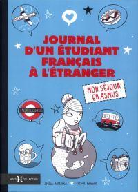 Journal d'un étudiant français à l'étranger, bd chez Hors Collection de Azzazola, Pineiro