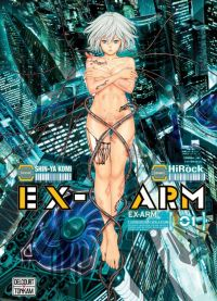 Ex-Arm T1, manga chez Tonkam de Hirock, Komi
