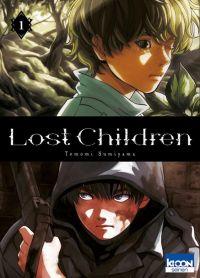 Lost children T1, manga chez Ki-oon de Sumiyama