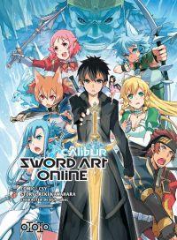 Sword art online - Calibur, manga chez Ototo de Kawahara, Kiya, Abec