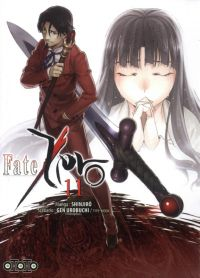 Fate Zero T11 : , manga chez Ototo de Shinjirô, Type-moon, Urobochi