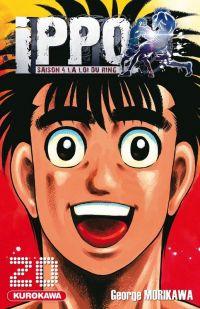 Ippo – Saison 4 - La loi du ring, T20, manga chez Kurokawa de Morikawa