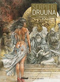 Druuna T3 : Mandragora - Aphrodisia, bd chez Glénat de Serpieri