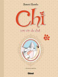 Chi - une vie de chat (format BD) T8 : , bd chez Glénat de Konami