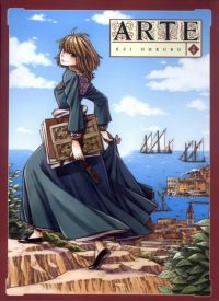Arte T4 : , manga chez Komikku éditions de Ohkubo