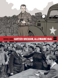 Magnum photos T2 : Cartier-Bresson, Allemagne 1945 (0), bd chez Dupuis de Morvan, Savoia