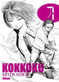 Kokkoku  T7 : , manga chez Glénat de Horio