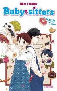Baby sitters T11, manga chez Glénat de Tokeino