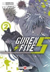 Guren five T2 : , manga chez Bamboo de Kodaka, Shinoda