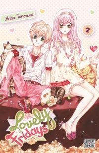 Lovely Fridays T2, manga chez Tonkam de Tanemura