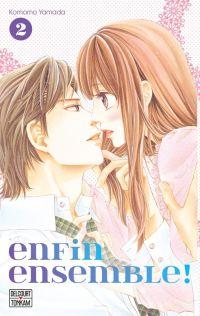 Enfin ensemble ! T2, manga chez Delcourt de Yamada