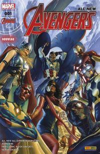 All-New Avengers (revue) T1 : Rassemblement ! (0), comics chez Panini Comics de Waid, Duggan, Ewing, Kubert, Stegman, Asrar, Sandoval, Martin jr, Isanove, Almara, McCaig, Ross