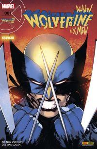 All-New Wolverine & X-Men T1 : Les quatre sœurs  (0), comics chez Panini Comics de Lemire, Taylor, Navarrot, Lopez, Sorrentino, Maiolo, Fairbairn, Bengal