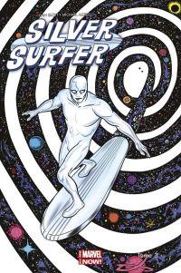 Silver Surfer (vol.7) T3 : Plus jamais d'après (0), comics chez Panini Comics de Slott, Allred, Allred