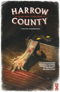 Harrow County T1 : Spectres innombrables, comics chez Glénat de Bunn, Crook