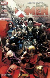 All-New X-Men - Hors série T1 : Le procès d'Henry McCoy (0), comics chez Panini Comics de Bendis, Yost, Irving, Pichelli, Asrar, Fornès, Bachalo, Marquez, Anka, Immonen, Keith, Rosenberg, Gracia, Yu