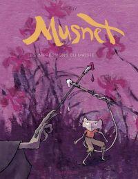 Musnet T2 : Les impressions du maître, bd chez Dargaud de Kickliy