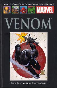 Marvel Comics, la collection de référence T59 : Venom (0), comics chez Hachette de Remender, Moore, Fowler, Rauch