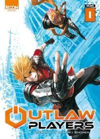 Outlaw Players T1 : , manga chez Ki-oon de Shonen