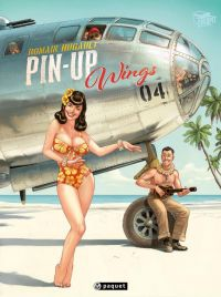 Pin-Up Wings T4, bd chez Paquet de Hugault