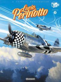 Lucio Perinotto Artbook T3, bd chez Paquet de Perinotto