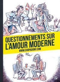 Questionnements sur l'amour moderne : , bd chez EP Editions de Ptiluc