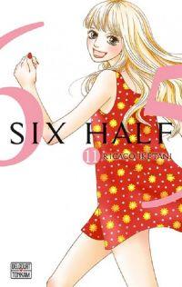 Six half T11, manga chez Delcourt de Iketani