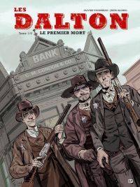 Les Dalton T1 : Le premier mort (0), bd chez EP Editions de Visonneau, Alonso