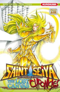 Saint Seiya - The lost canvas chronicles  T13, manga chez Kurokawa de Teshirogi, Kurumada