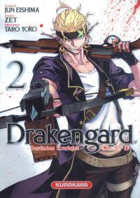 Drakengard T2, manga chez Kurokawa de Eishima, Yoko, Zet