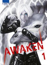 Awaken T1 : , manga chez Ki-oon de Renda