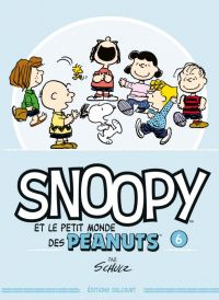 Snoopy et le petit monde des Peanuts T6 : , comics chez Delcourt de Schulz, Svart