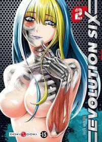 Evolution Six T2 : , manga chez Bamboo de Mitsuru