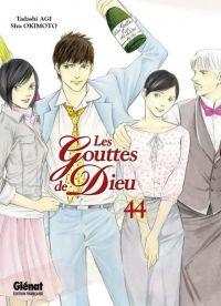 Les gouttes de Dieu T44 : , manga chez Glénat de Agi, Okimoto