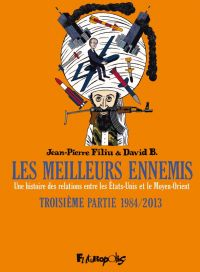 Les Meilleurs ennemis T3, bd chez Futuropolis de Filiu, David B.