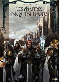 Les Maîtres inquisiteurs – Saison 1, T6 : A la lumière du chaos (0), bd chez Soleil de Istin, Martino, Digikore studio