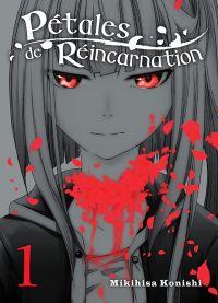 Pétales de réincarnation T1, manga chez Komikku éditions de Konishi