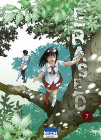 Erased T7 : , manga chez Ki-oon de Sanbe