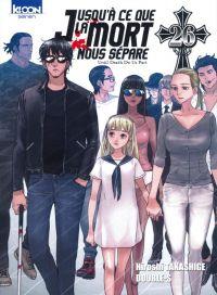 Jusqu'à ce que la mort nous sépare T26, manga chez Ki-oon de Takashige, Double-s