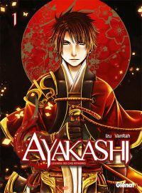 Ayakashi légende des 5 royaumes  T1, manga chez Glénat de Izu, VanRah