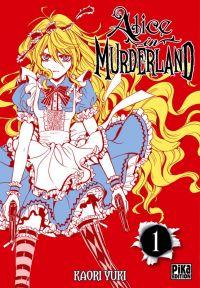 Alice in murderland T1, manga chez Pika de Yuki