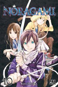Noragami T10 : , manga chez Pika de Adachi